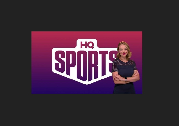 Lauren Gambino is host of HQ Sports.