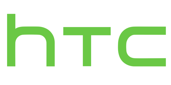 HTC's green logo