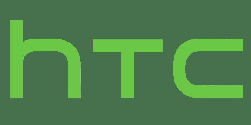 HTC's green logo
