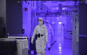 Intel's chip architects design the chips that are made in giant multibillion-dollar factories.