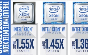 Intel's latest Xeon workstation chips.