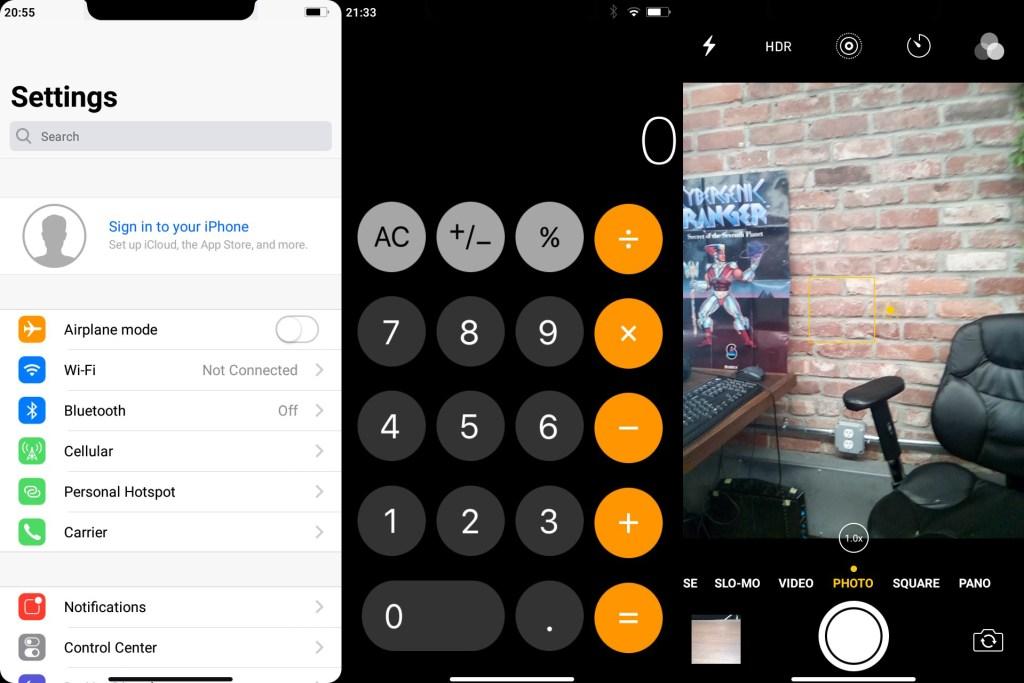 Counterfeit $100 iPhone X mimics $1000 original's UI
