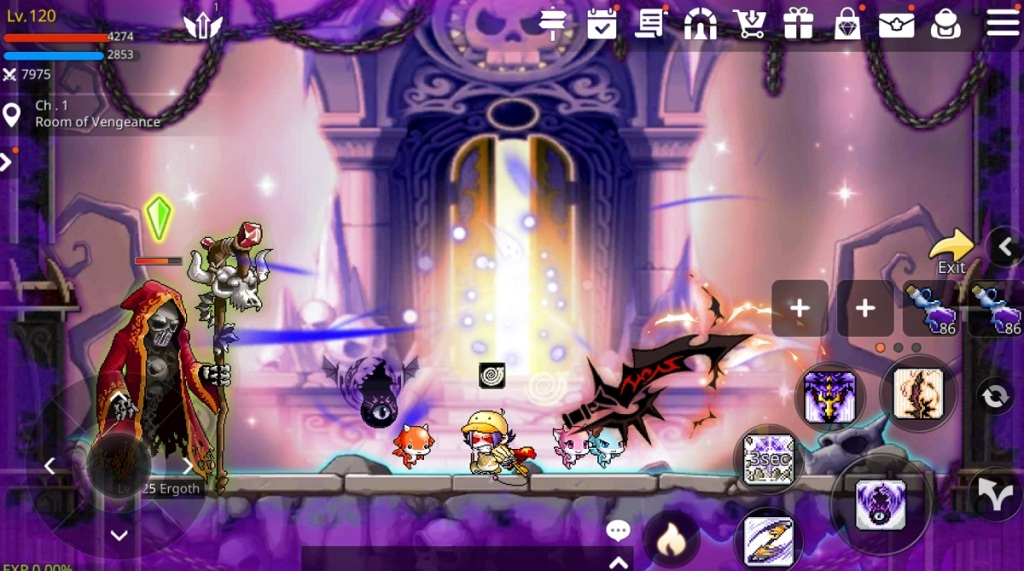 maplestory wont start after clicking play