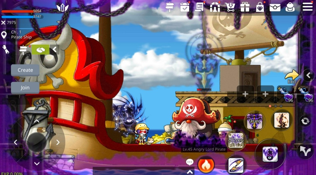 MapleStory M mobile game goes live in 140 countries | VentureBeat