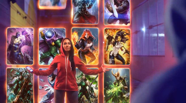 venturebeat.com - Dean Takahashi - Nexon reveals Marvel Battle Lines mobile card game | GamesBeat