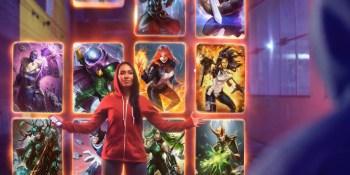 Nexon reveals Marvel: Battle Lines mobile card game