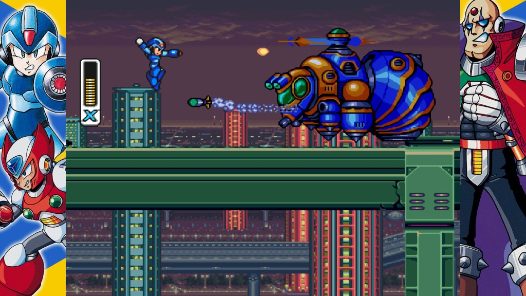 Mega Man X Legacy Collection review -- the best of the