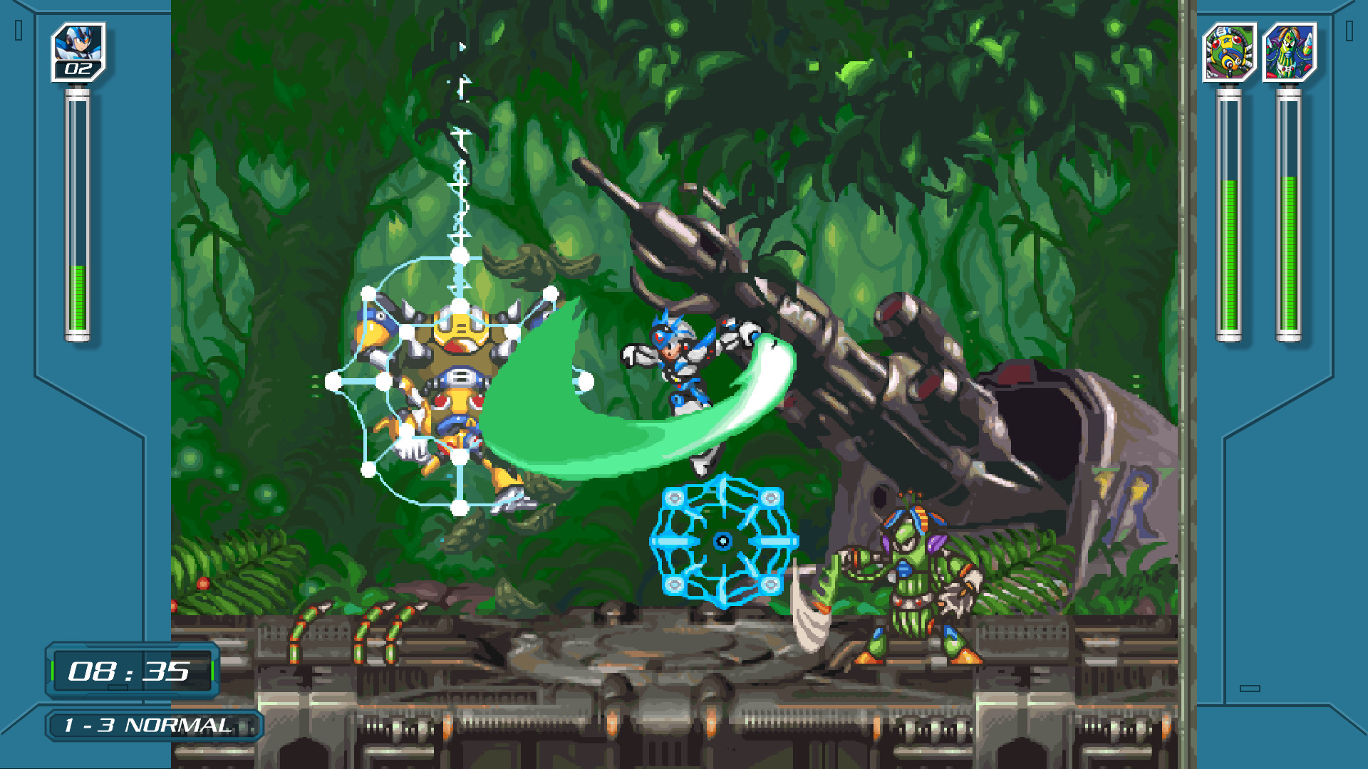Mega Man X Legacy Collection 2 review -- the worst of the series