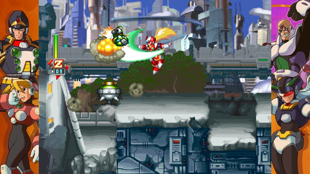 Mega Man X Legacy Collection 2 review -- the worst of the