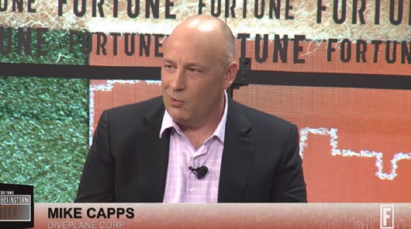 Mike Capps speaks on responsible AI at Fortune's Brain Tech event.