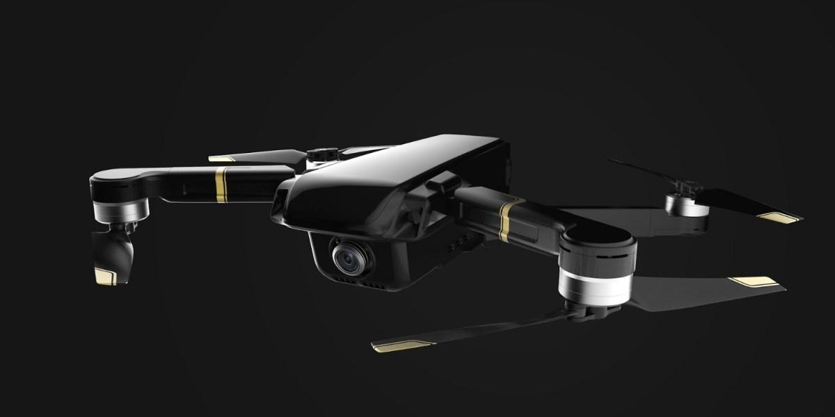 Airlango Mystic drone uses AI.