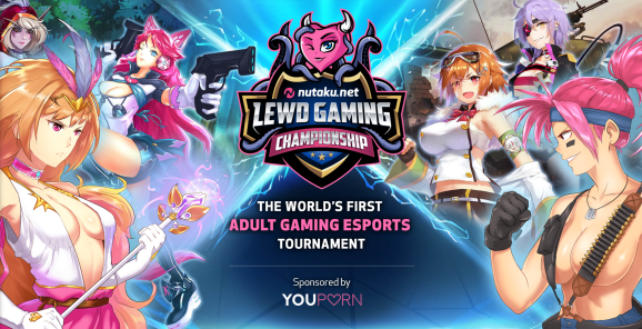 YouPorn and Nutaku are putting up a $25,000 prize pool.