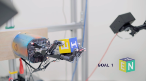 OpenAI robot