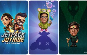 Jetpack Joyride released content specific to India