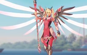 Pink Mercy.