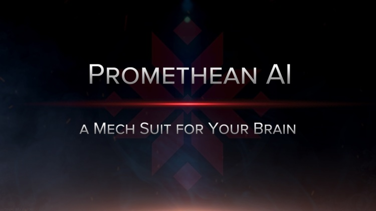 Promethean AI uses artificial intelligence to fill out digital worlds.