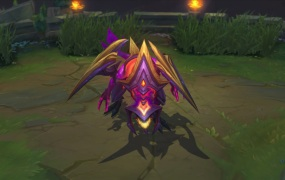 Make-A-Wish patient Bryan created this character skin for League of Legends.