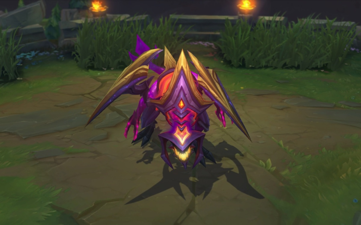 Riot Games sells cancer patient's LoL character skin for