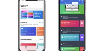 Siri Shortcuts is based upon Workflow, an app Apple acquired in 2017.