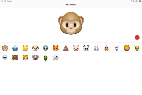 iPad support for Animoji was discovered in a beta version of iOS 12, and will require a new tablet with a TrueDepth camera.