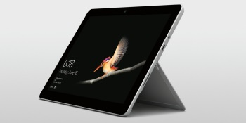 Surface Go review: Wonderful weight, superb software, poor performance