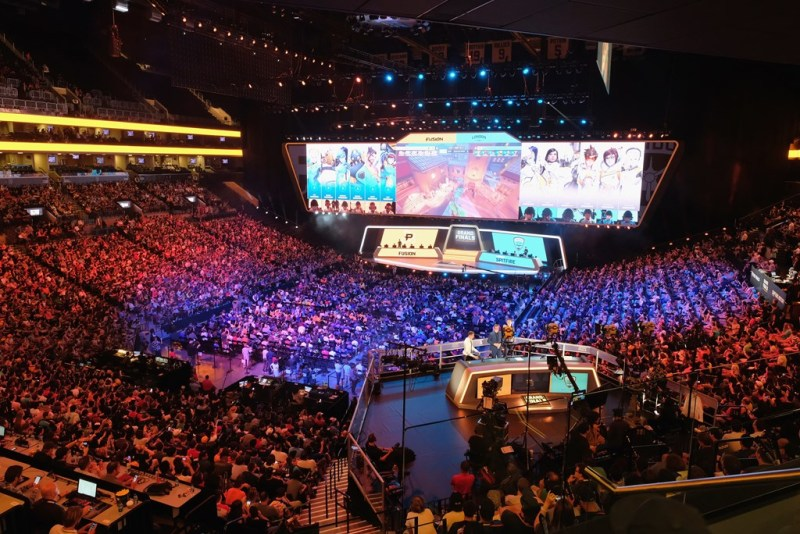 The Overwatch League Grand Finals