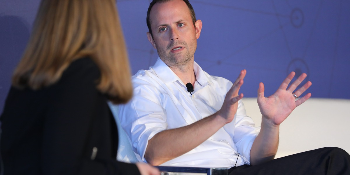 John Wicklein, senior director of information management at Gogo, speaks at VentureBeat's Transform 2018 summit.