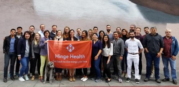 Hinge Health banner