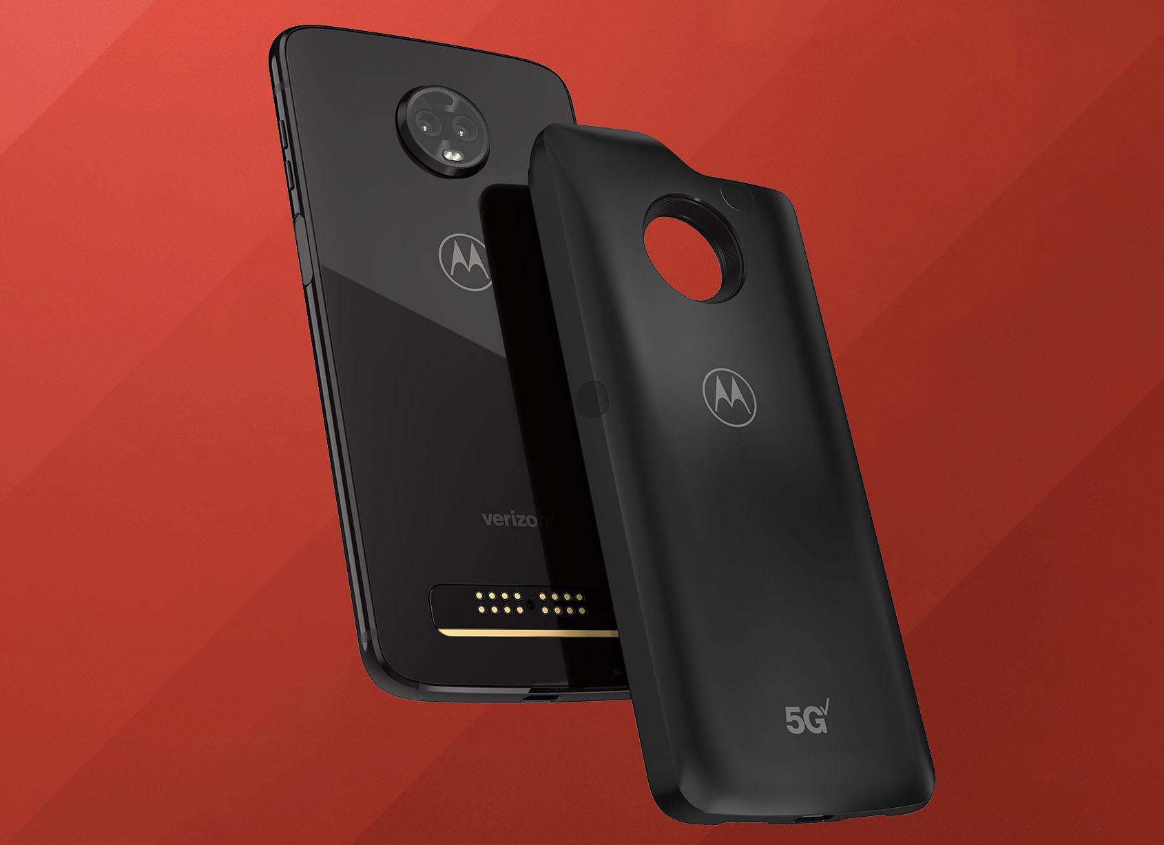 Moto Mod 5G de Motorola