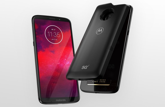 Motorola's 5G Moto Mod signals the dawn of a new era for telecommunications - 5G.