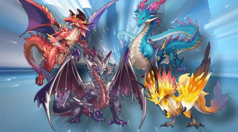 Nintendo reveals original mobile game Dragalia Lost coming