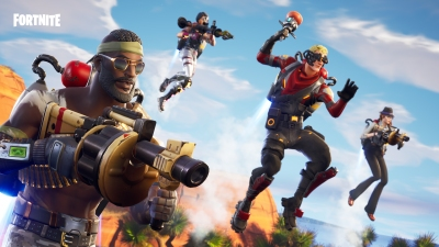 PlayStation 4 changes crossplay policy, begins Fortnite testing