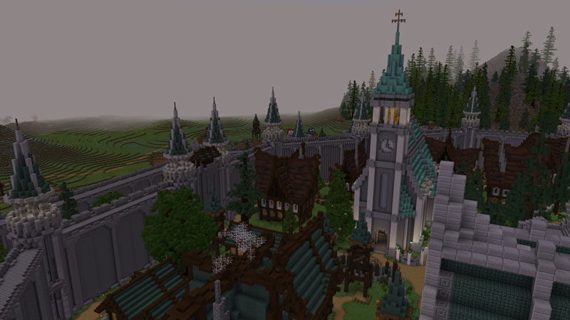 1. Kingdom: Survival