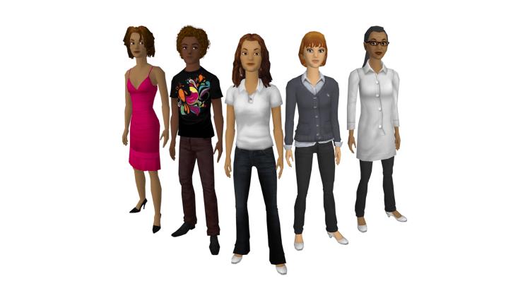 Avatars in Learnbrite