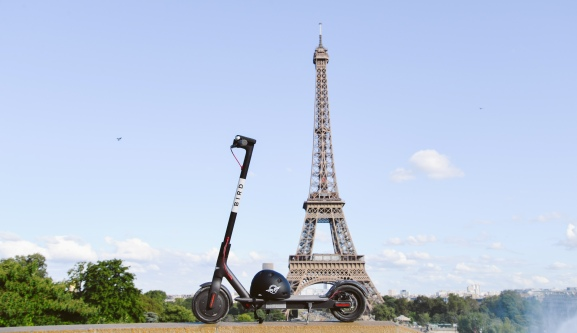 Is it a Bird? Electric scooter startup launches in Europe