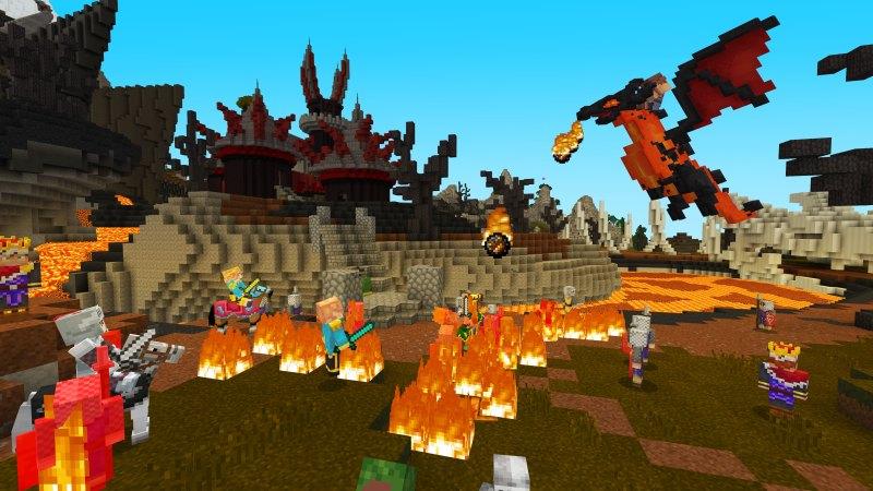 3. Castles & Dragons