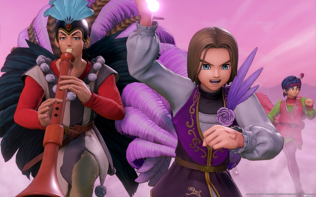 Dragon Quest XI: Echoes of an Elusive Age review -- a marvelous