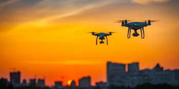 Wispr Systems' drones help bring internet to rural households in the South
