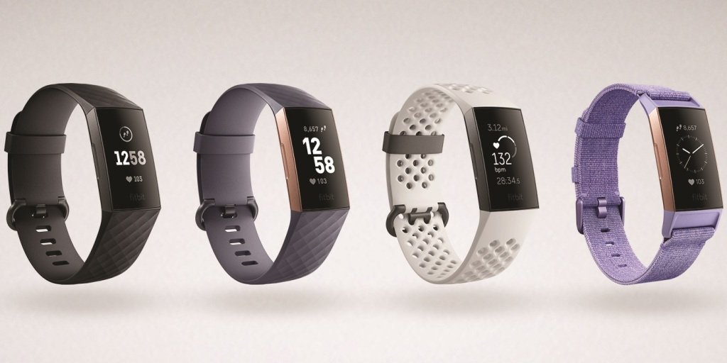 Fitbit Charge 3 with a touchscreen and 7 days of battery life goes