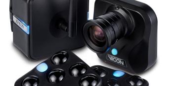 Vicon's Origin hardware suite is designed for location-based VR
