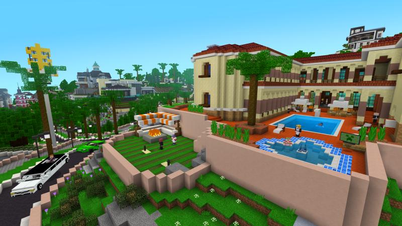 2. Millionaire Mansions