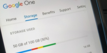Google One storage plans and benefits launch for everyone in the U.S.
