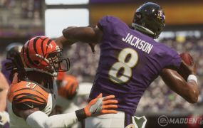 Madden NFL 19 is the first EA football game on PC