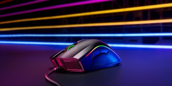 The new Mamba Elite with Chroma lighting.