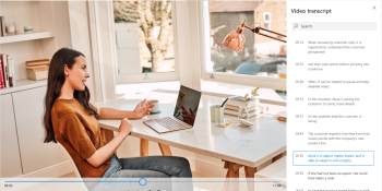Microsoft brings automated transcription and computer vision to OneDrive and SharePoint