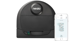 Neato unveils Botvac D4 Connected and Botvac D6 Connected robot vacuums