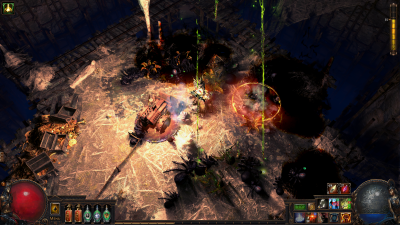 Path of Exile hacks and slashes its way to PS4 in December | VentureBeat