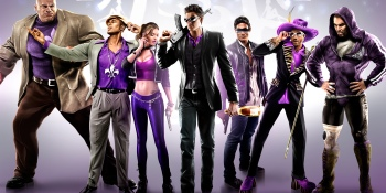 Saints Row: The Third.