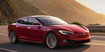 Forget the Saudis: Apple or Google should acquire Tesla