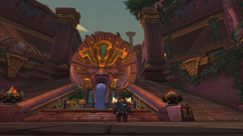 World Of Warcrafts Newest Expansion Battle For Azeroth Is Finally Out That Means The Race Is On To Reach The New Level Cap Of